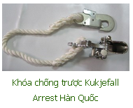 Khóa chống trược Kukjefall Arrest Hàn Quốc