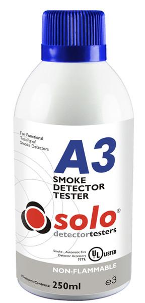 Chai thử khói, Solo A3-001