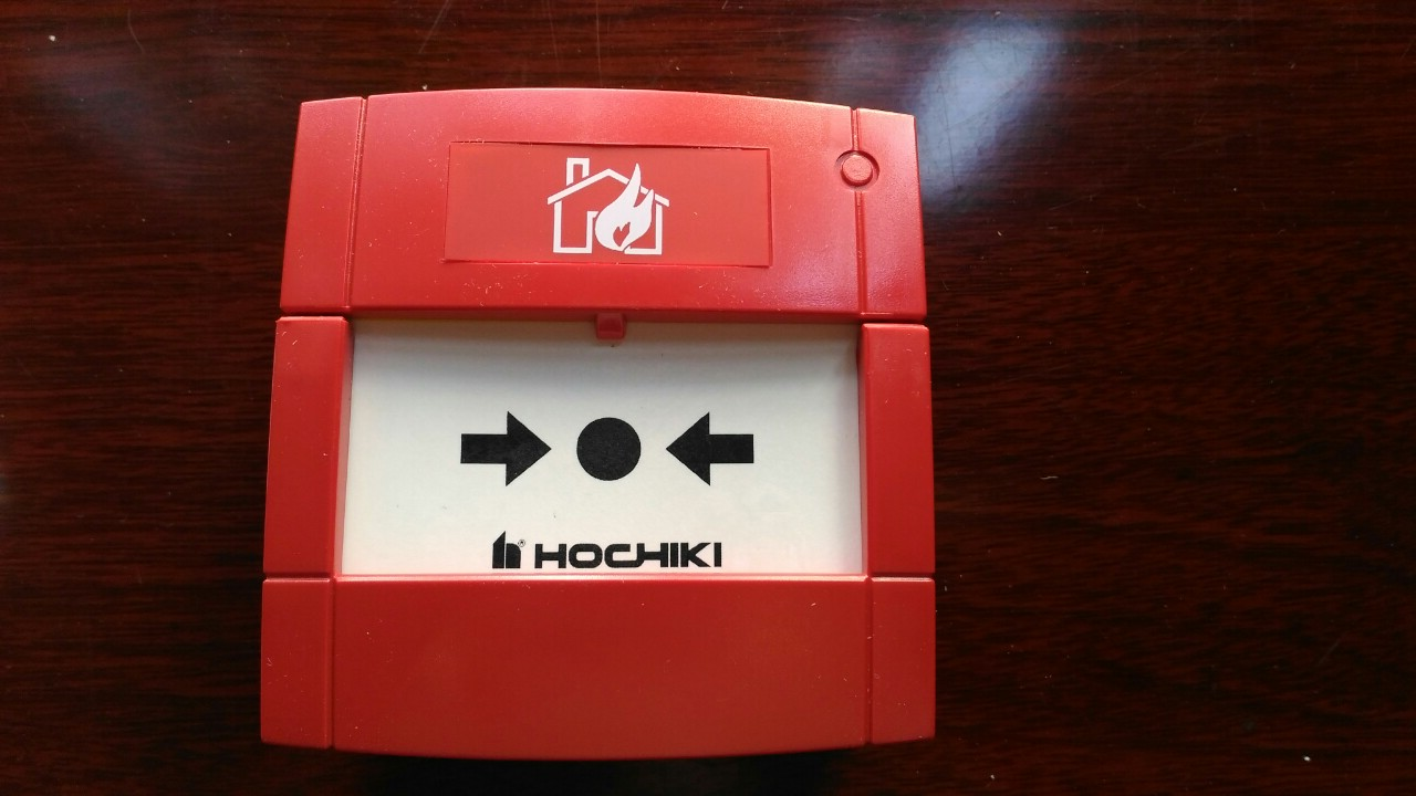 Nút nhấn khẩn Hochiki - CCP-E